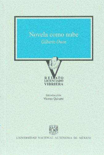9789703212248: Novela como nube (Spanish Edition)