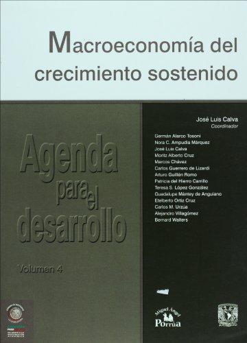 Agenda para el desarrollo vol. 4. Macroeconomia: Calva, Jose Luis