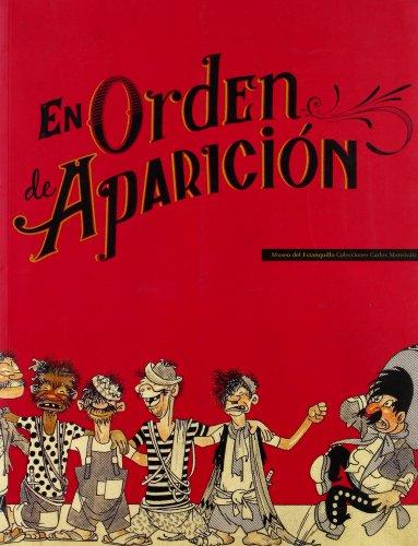 9789703248001: En orden de aparicion. Museo del estanquillo colecciones carlos monsivais (Spanish Edition)