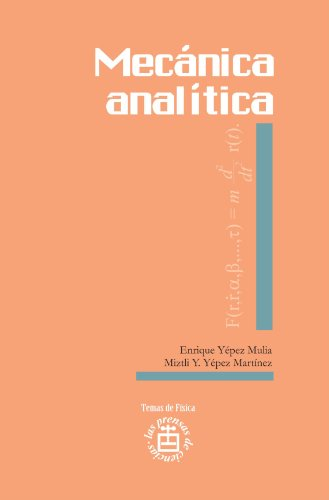 9789703252275: Mecánica analítica (Spanish Edition)