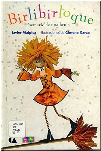 Birlibirloque. Poemario de una bruja (Spanish Edition): Malpica, Javier