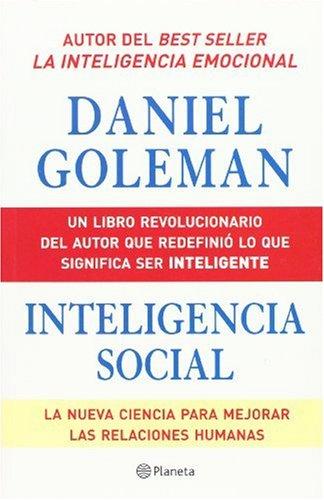 9789703705627: Inteligencia Social / Social Intelligence (Spanish Edition)