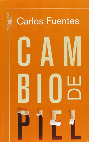 9789705800153: Cambio de piel / A Change of Skin (Spanish Edition)