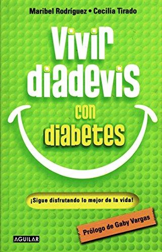 9789705802706: Vivir diadevis con diabetes (Spanish Edition)