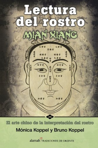 9789705803567: Lectura del rostro (The Art of Face Reading. Mian Xiang) (Spanish Edition)