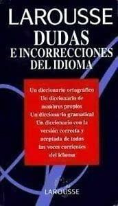 9789706070227: Diccionario De Dudas E Incorrecciones Del Idioma (Spanish Edition)