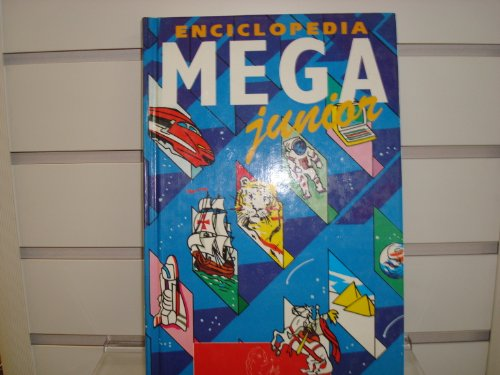 9789706071040: Enciclopedia Mega-Junior (Spanish Edition)