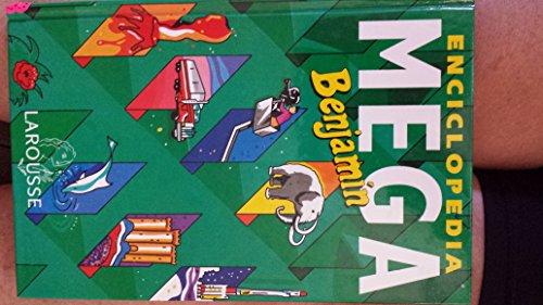 9789706072030: Enciclopedia Mega Benjamin