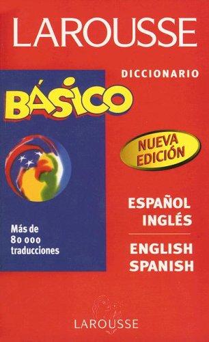 9789706073587: Larousse Basico Diccionario (Spanish Edition)