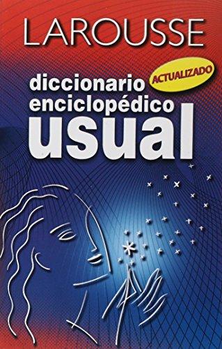 9789706073594: Larousse diccionario usual: diccionario enciclopédico