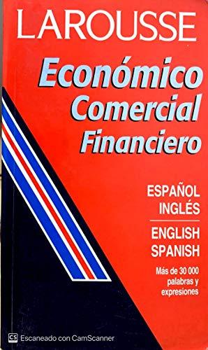 9789706074508: Diccionario economico comercial y financiero