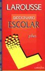 9789706075789: Diccionario Escolar Plus (Spanish Edition)