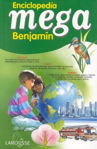 9789706078568: Enciclopedia Mega Benjamin (Spanish Edition)