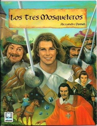 9789706079268: Los Tres Mosqueteros (Spanish Edition)