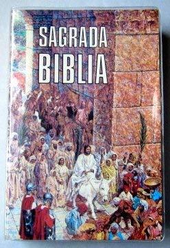 9789706121424: Sagrada Biblia