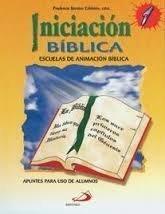 9789706123527: Iniciacion Biblica: Apuntes Para Escuelas Biblicas 1 (V Edicion)