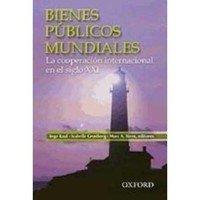 9789706135612: Bienes públicos mundiales (Spanish Edition)