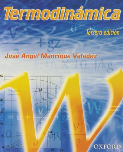 9789706136336: Termodinámica (Spanish Edition)