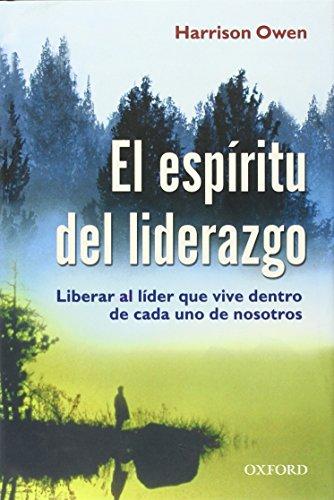 9789706136374: El espiritu del liderazgo (Spanish Edition)