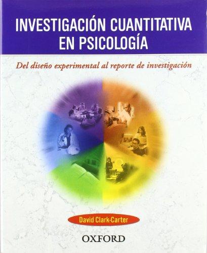 9789706137012: Investigacion Cuantitativa En Psicologia (Spanish Edition)