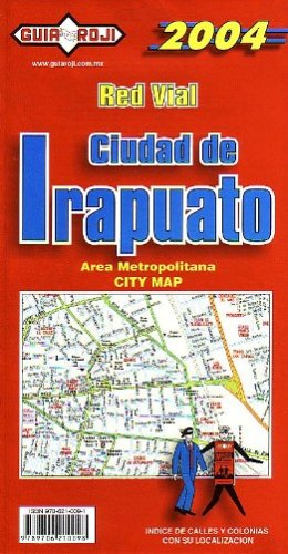 Irapuato City Plan: Guia Roji