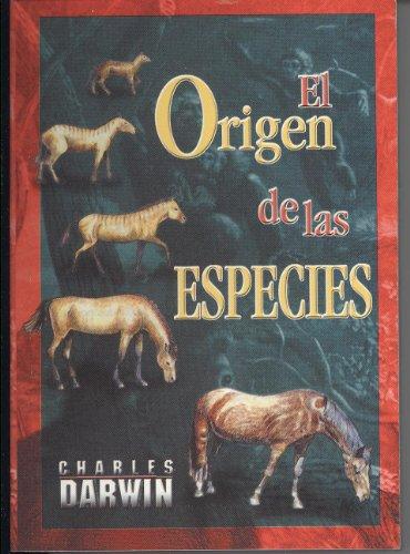 9789706270740: Origen de las especies (Spanish Edition)
