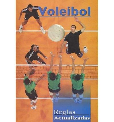9789706270955: Reglas actualizadas de voleibol/ Updated Rules for Volleyball (Spanish Edition)