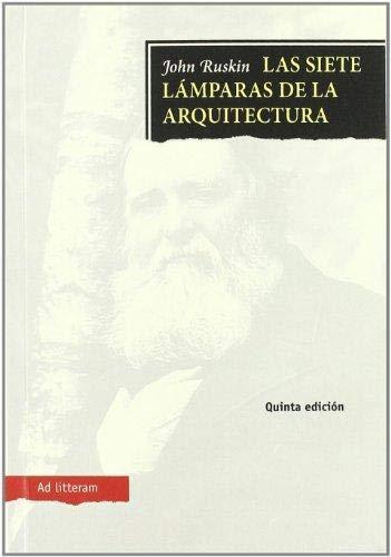 9789706330062: Las Siete Lámpara de la Arquitectura