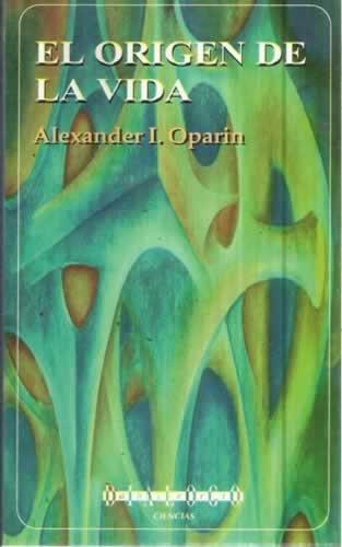 9789706330277: El Origen de La Vida (Spanish Edition)