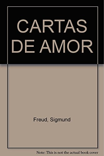 Cartas de amor (9789706330789) by Sigmund Freud