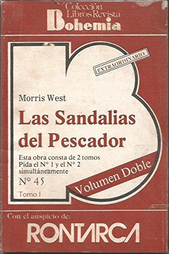 9789706350046: Las Sandalias Del Pescador