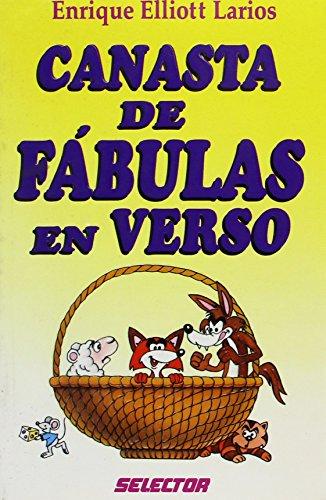 9789706433169: Canasta de fabulas en verso / Basket of Fables in Verse
