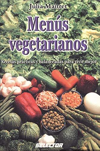 9789706433206: Menus vegetarianos/Vegetarian Menus (Cocina)