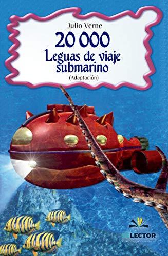 9789706433930: 20,000 Leguas de Viaje Submarino: Clasicos Para Ninos (Clasicos Para Ninos / Children's Classics)