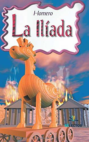 9789706434807: La iliada (Spanish Edition)