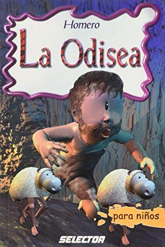 La odisea (Spanish Edition): Homero