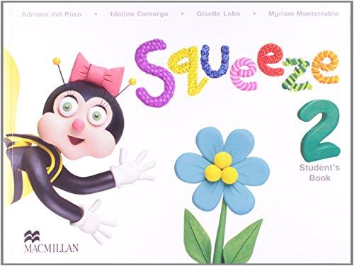 9789706502810: SQUEEZE 2 Book C/CD