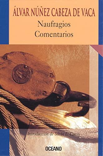 9789706515384: Naufragios (Intemporales) (Spanish Edition)