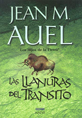 9789706516275: Las llanuras del transito (Los Hijos de la Tierra) (Spanish Edition)