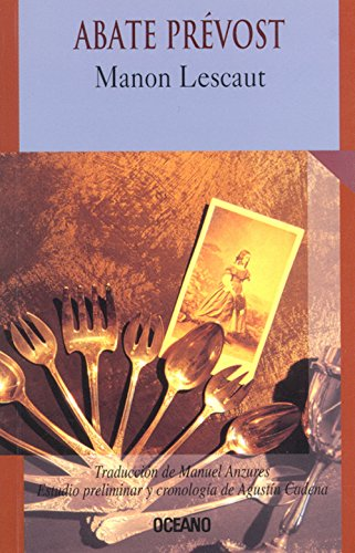 9789706516503: Manon Lescaut (Intemporales) (Spanish Edition)