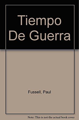 9789706516756: Tiempo De Guerra
