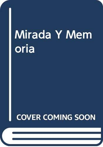 9789706516954: Mirada Y Memoria