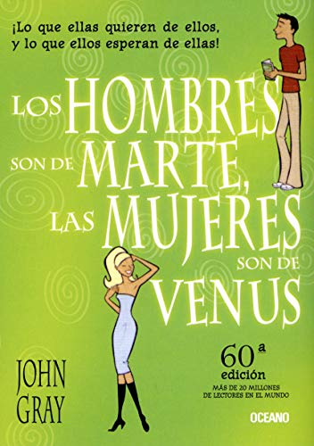 9789706517340: Los hombres son de Marte, las mujeres son de Venus/ Men are from Mars, Women are From Venus