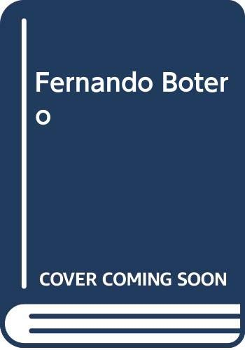 9789706517715: Fernando Botero (Spanish Edition)