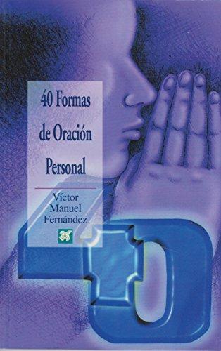 9789706520500: 40 Formas De Oracion Personal
