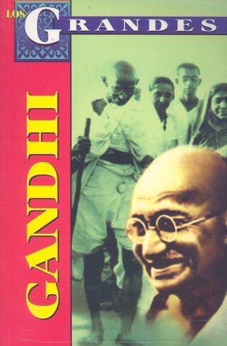9789706664617: Gandhi-Col. Los Grandes (Spanish Edition)