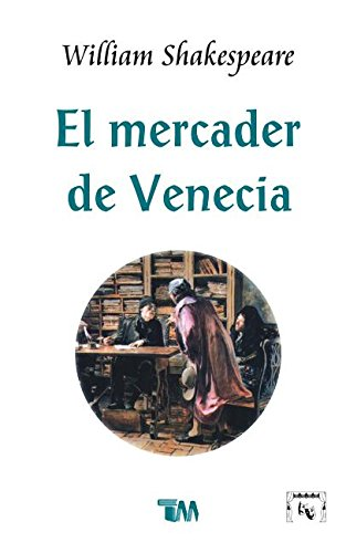 9789706665195: El mercader de Venecia/ The Merchant of Venice (Spanish Edition)