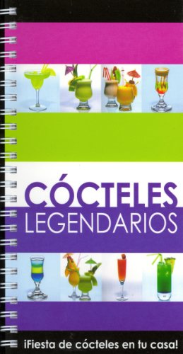 Cocteles legendarios (Spanish Edition): Powel Murray