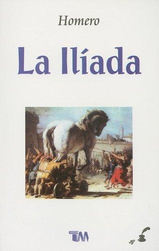 9789706666444: La Iliada = The Iliad
