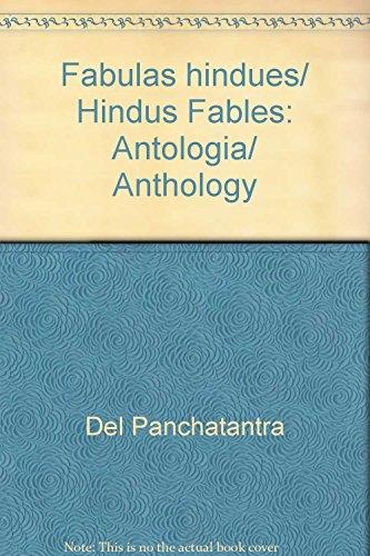 9789706666772: Fabulas hindues/ Hindus Fables: Antologia/ Anthology